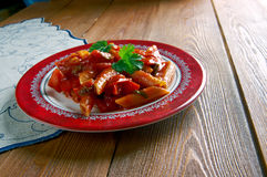 Fra diavolo sauce Royalty Free Stock Photography