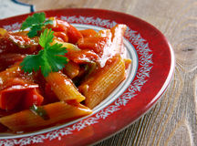 Fra diavolo sauce Royalty Free Stock Images
