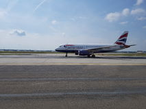 A319 Stock Photography