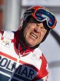 FRA: El GS de los hombres de Val D'Isere del esquí alpino fotos de archivo