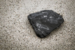 Fra i grani della sabbia Fotografia Stock
