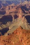 Fra il punto del Mohave e Hopi Point Fotografie Stock Libere da Diritti