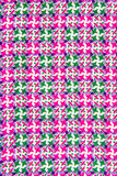 Frabric pattern Stock Photo