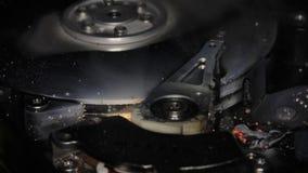 Fracaso del disco duro almacen de video