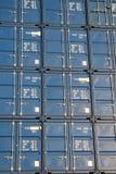 Fracht-Behälter Lizenzfreies Stockfoto