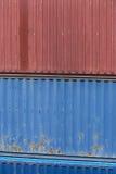 Frachtbehälter Lizenzfreie Stockbilder