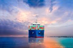 Frachtbehälterchip stockfotos