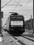 Frachtowa lokomotywa Obraz Stock
