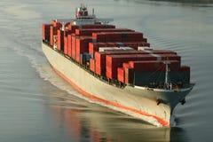 frachtowy statek Fotografia Stock