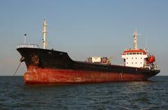 Frachtschiff Stockbild