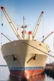 Frachtschiff Lizenzfreie Stockfotos