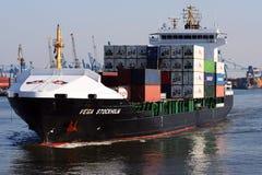 Frachtschiff Stockfotos