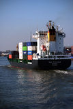 Frachtschiff Stockfotografie