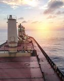 Frachtschiff Argosy Lizenzfreie Stockfotos