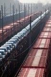Frachttransport stockbild