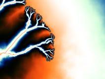 Fractal έργο τέχνης για το δημιουργικό σχέδιο Στοκ φωτογραφία με δικαίωμα ελεύθερης χρήσης
