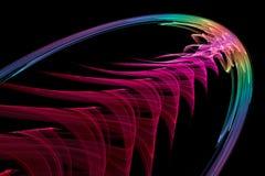 fractal ανασκόπησης ελεύθερη απεικόνιση δικαιώματος