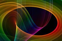 fractal ανασκόπησης Στοκ φωτογραφίες με δικαίωμα ελεύθερης χρήσης