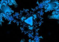 fractal ανασκόπησης Στοκ Εικόνες