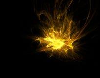 fractal ανασκόπησης Στοκ εικόνες με δικαίωμα ελεύθερης χρήσης