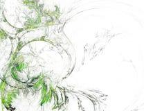 fractal ανασκόπησης Στοκ εικόνα με δικαίωμα ελεύθερης χρήσης