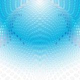 Fractal γεωμετρικός ημίτονος απεικόνισης διανυσματική απεικόνιση