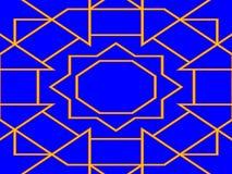 Fractal γεωμετρικό Στοκ Φωτογραφίες