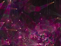 fractal δημιουργικότητα φαντασίας αφαίρεσης ψηφιακή Στοκ εικόνα με δικαίωμα ελεύθερης χρήσης