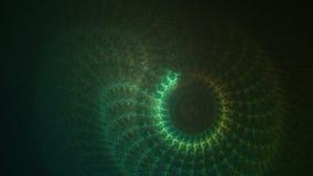 Fractal επίδρασης σύστασης δερμάτων φιδιών υπόβαθρο Στοκ Εικόνες