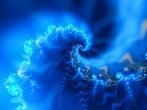 fractal κύμα Στοκ Εικόνα