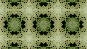 Fractal μωσαϊκών γεωμετρικός kaleidoscopic απεικόνιση αποθεμάτων