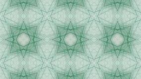 Fractal μωσαϊκών γεωμετρικός kaleidoscopic ελεύθερη απεικόνιση δικαιώματος