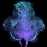 fractal νεοσσών Στοκ Εικόνες