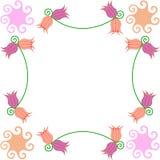 fractal λουλουδιών απεικόνιση πλαισίων απεικόνιση αποθεμάτων