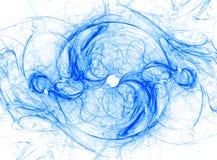 fractal σχεδίου ανασκόπησης που παράγεται Στοκ Εικόνες