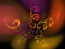 fractal σχεδίου Στοκ φωτογραφία με δικαίωμα ελεύθερης χρήσης