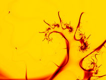 fractal τέχνης Στοκ φωτογραφία με δικαίωμα ελεύθερης χρήσης