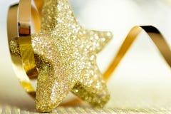 fractal Χριστουγέννων αστέρι νύχτας εικόνας Στοκ εικόνα με δικαίωμα ελεύθερης χρήσης