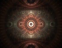 fractal Στοκ Εικόνες