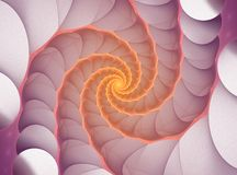 fractal στοκ φωτογραφία