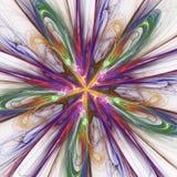 fractal Arkivfoton