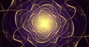 fractal Royaltyfri Foto