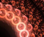 fractal Fotografia Stock