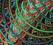 fractal Immagini Stock Libere da Diritti