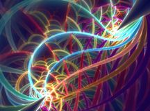 fractal Fotografia Stock Libera da Diritti