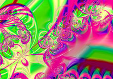 Fractal - 53 royaltyfri illustrationer