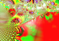 Fractal - 27 stock illustrationer