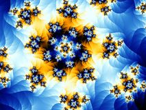 Fractal Abstract 1 Royalty Free Stock Photos