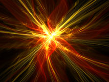 Fractal abstract. (background, texture, wallpaper vector illustration