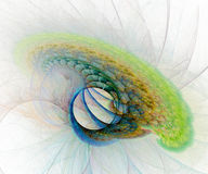 Fractal abstract Royalty Free Stock Photo